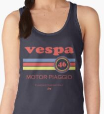 Vespa 46 Women's Tank Top