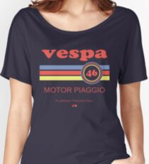 Vespa 46 Women's Relaxed Fit T-Shirt