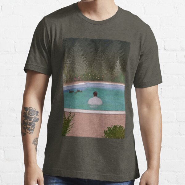 Him, with those ducks.. Essential T-Shirt
