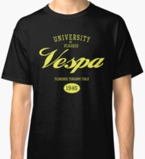 VESPA UNIVERSITY Classic T-Shirt