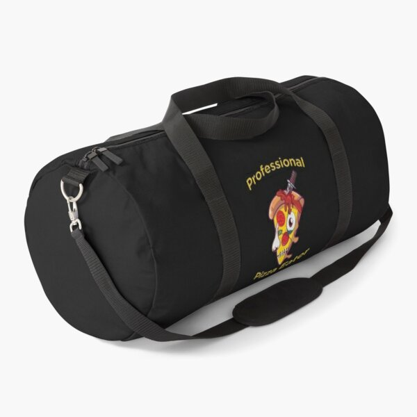 professional pizza eater, Gift idea Duffle Bag