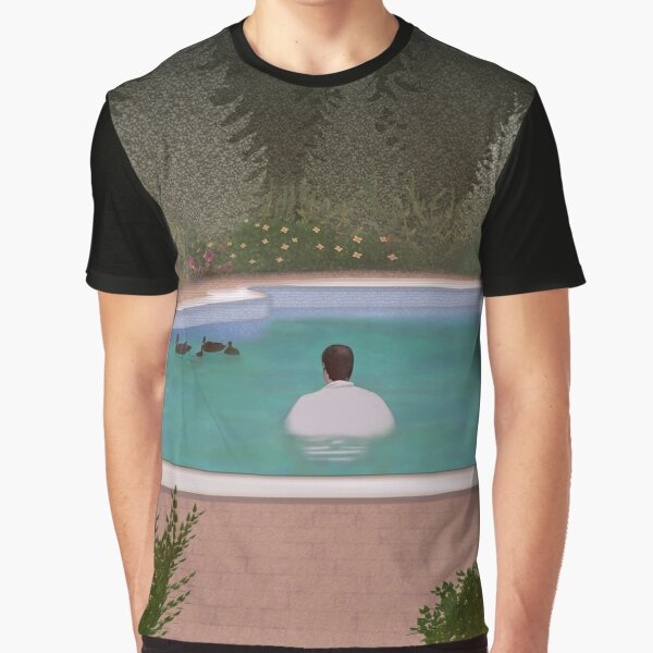 Him, with those ducks.. Graphic T-Shirt