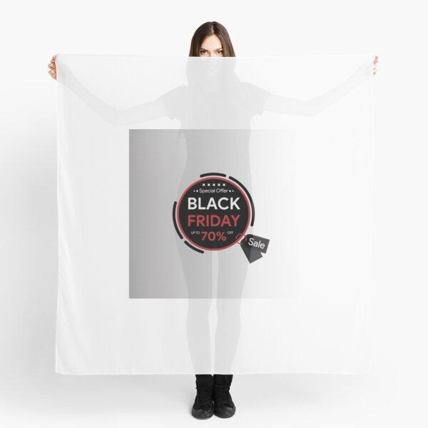 black friday  Scarf