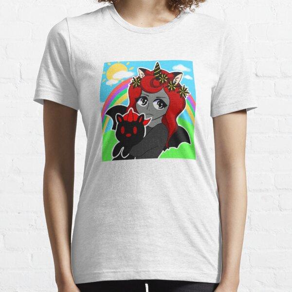 Iamsanna; With Pet Essential T-Shirt