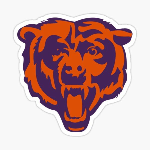 Logo - Bears Chicago  Sticker