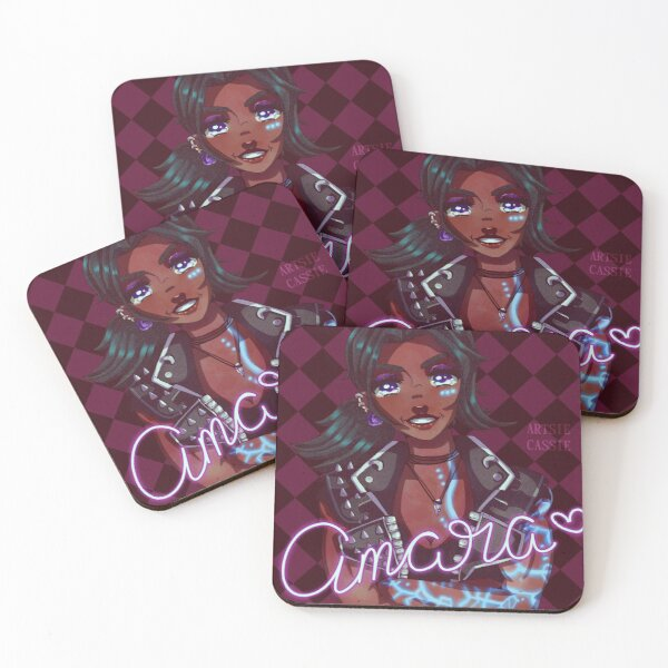 Amara Coasters (Set of 4)