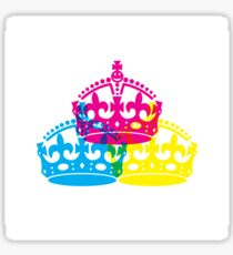 Royal Primary Colours Sticker
