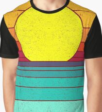 Beach Bum Graphic T-Shirt