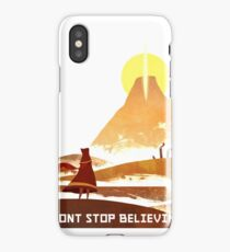 Journey On and On iPhone Case/Skin