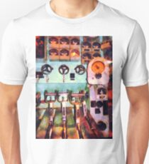 Electrical Control Room Unisex T-Shirt