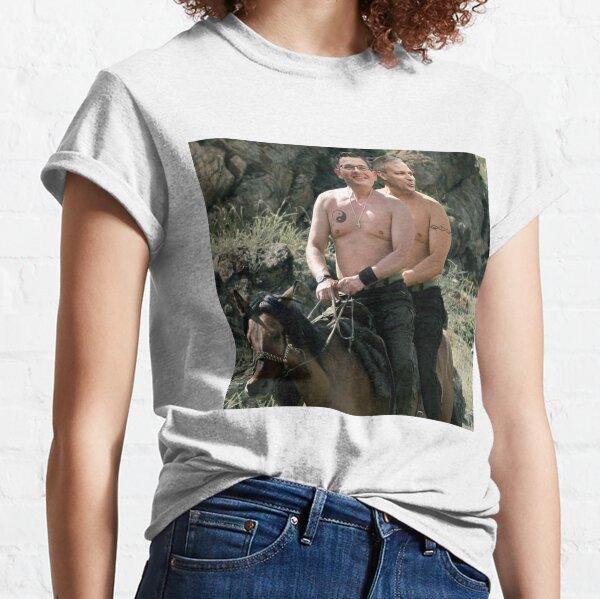 Dan Andrews & Brett Sutton Bromance Classic T-Shirt