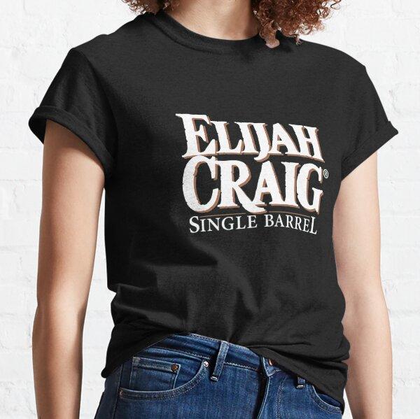 Elijah Craig-Single Barrel- Kentucky Straight Bourbon Whisky Camiseta clásica