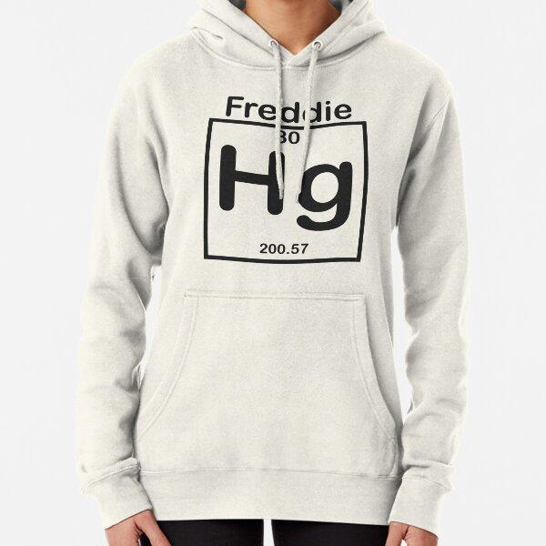 Freddy Mercury Hoodie Kapuze und Tasche für Damen /& Herren Unisex