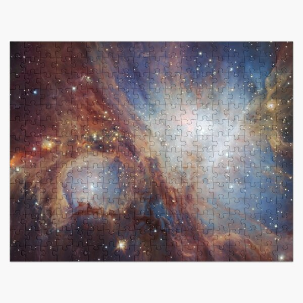 Orion Nebula star formation M 42 Messier 42 ESO Space Telescope Picture HD HIGH QUALITY Jigsaw Puzzle