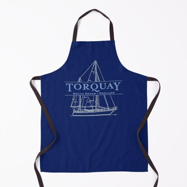Torquay Sailboat Apron