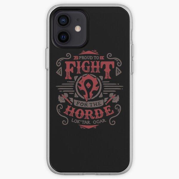 Sweat à capuche World Of WarcraftWorld of Warcraft Coque souple iPhone