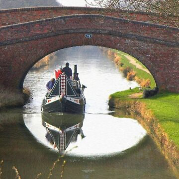 Bridge 95 Braunston (2) by SimplyScene