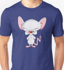 Pinky and The Brain - Brain Unisex T-Shirt