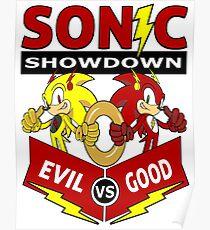 Sonic Showdown Poster