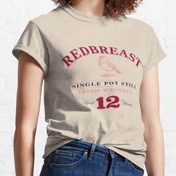 Redbreast-Irish Whiskey-Aged 12 Years Classic T-Shirt