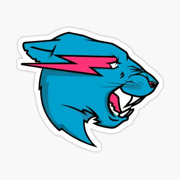 Kids Mrbeast Logo Hoodie Mrbeast6000 Merch Youth Mr Beast Youtube Sticker