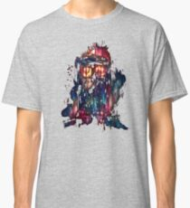 tardis dr who paint  Classic T-Shirt