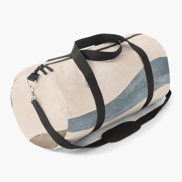 Minimalist Mountains Duffle Bag