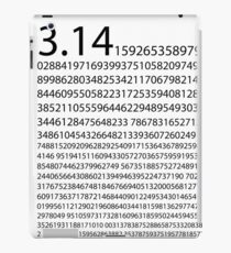 1,200 Digits of Pi iPad Case/Skin