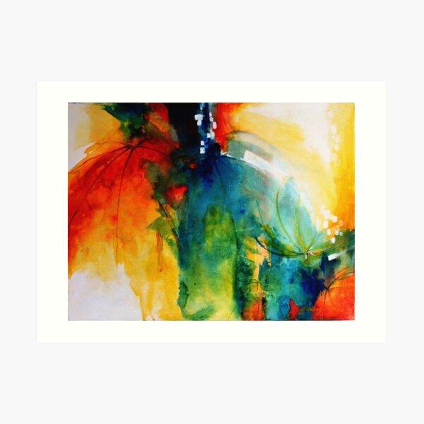 Chasing Dream  1 Art Print