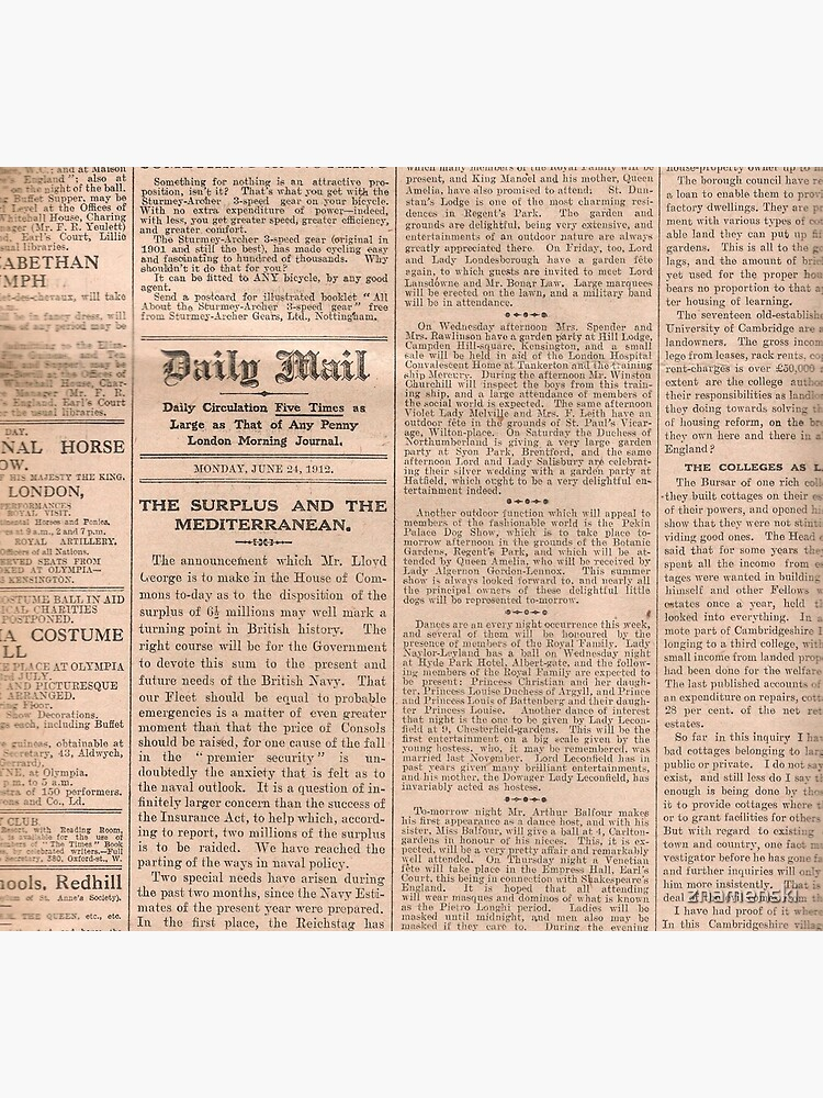 Historical #Old #Newspaper #OldNewspaper #HistoricalNewspaper by znamenski