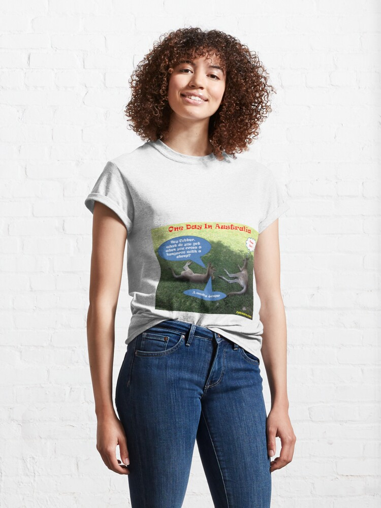 Alternate view of Wooley Jumper Classic T-Shirt