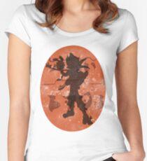 Jak Precursor Women's Fitted Scoop T-Shirt