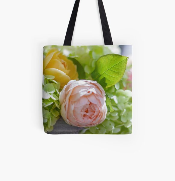 Oh So Dreamy and Romantic #2 All Over Print Tote Bag
