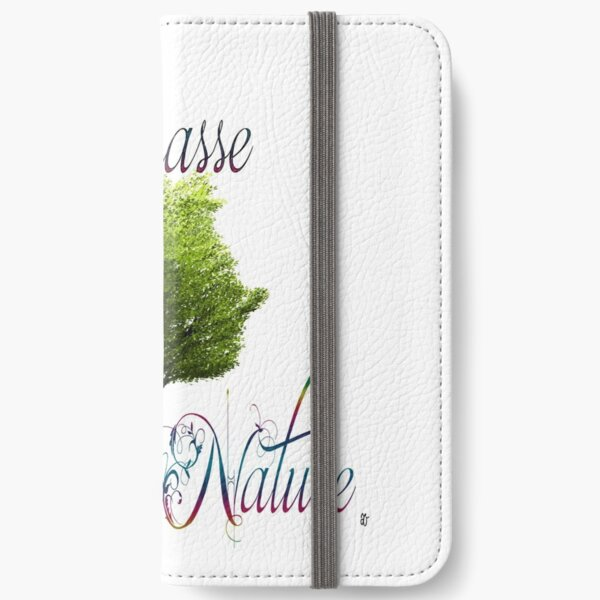 embrace mother nature iPhone Wallet