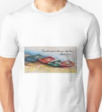 Even the Winds and Waves Unisex T-Shirt