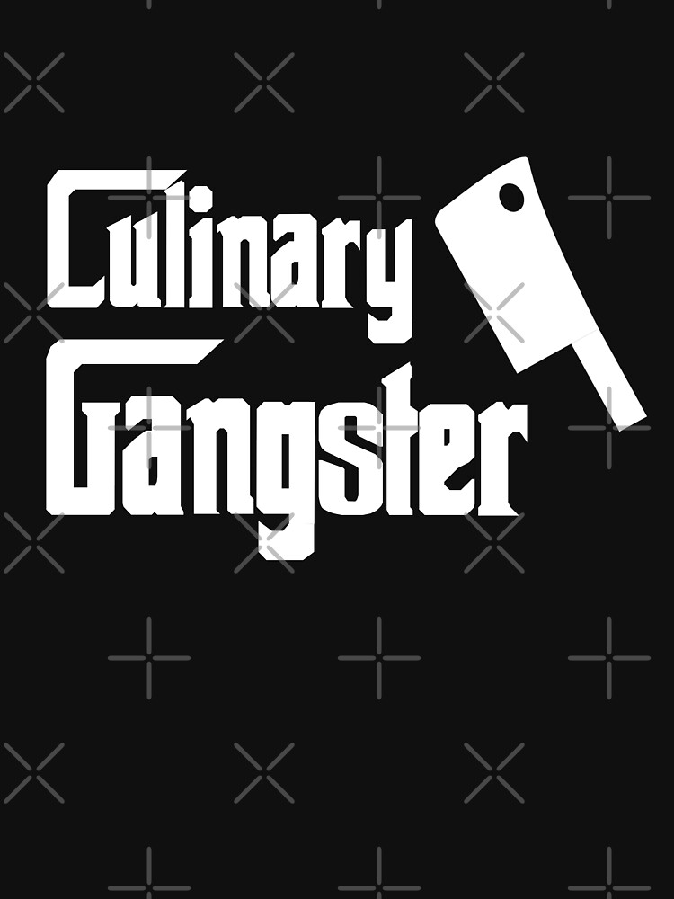 Culinary Gangster - Chef | Unisex T-Shirt