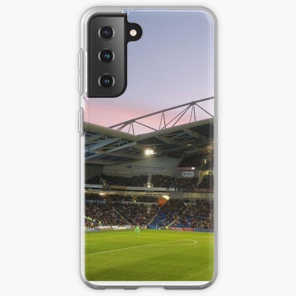 Brighton And Hove Albion Samsung Galaxy Soft Case