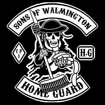 Sons of Walmington by SquareDog