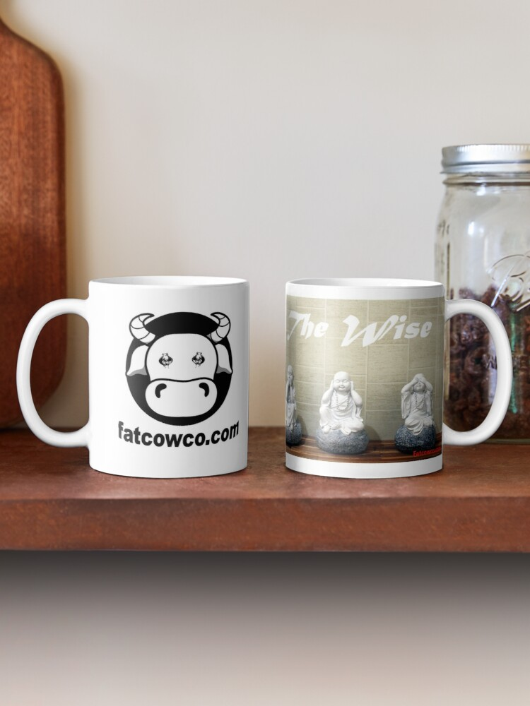 Alternate view of The Wise Mug