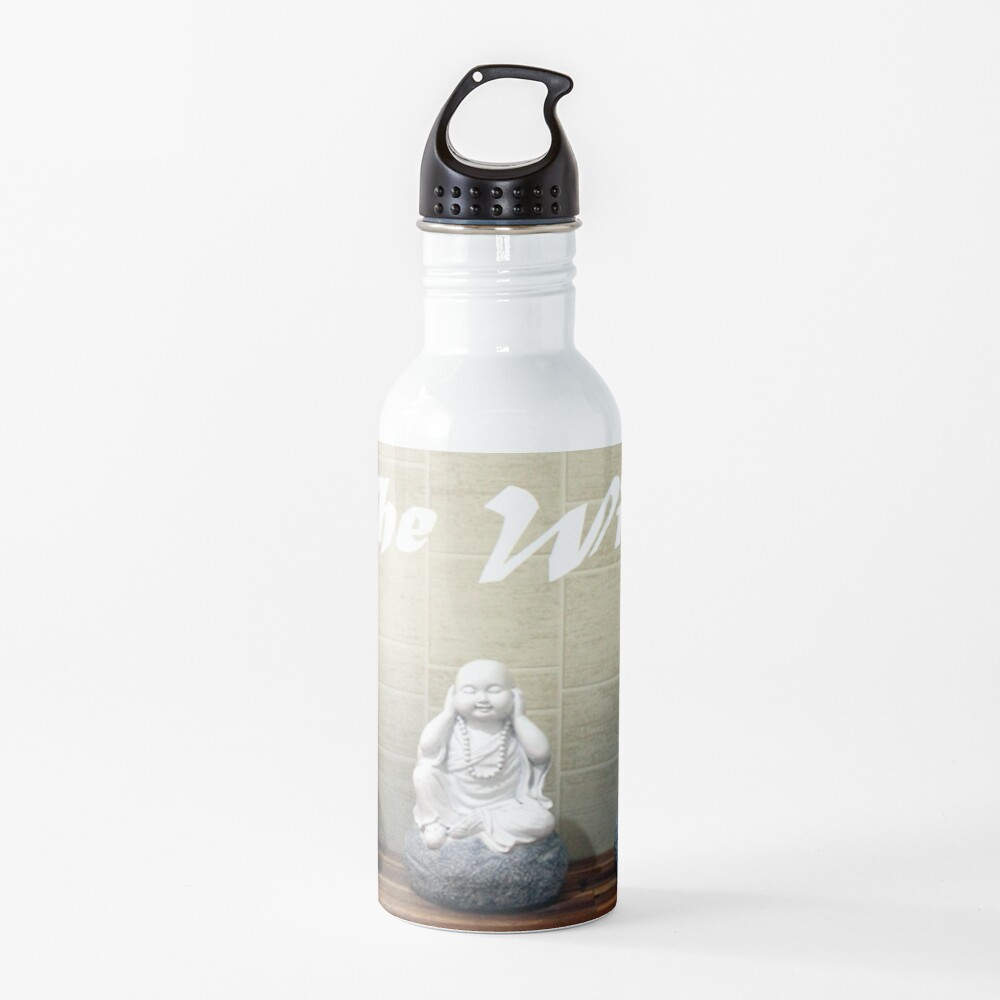 The Wise Water Bottle