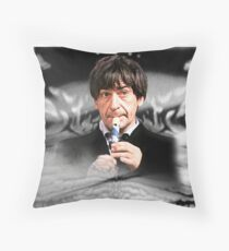 Doctor Who: The Patrick Troughton Years - The Second Doctor  Throw Pillow