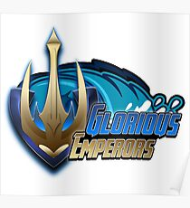 Glorious Emperors Poster
