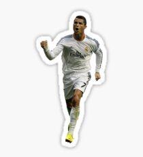 Cristiano Ronaldo! Sticker