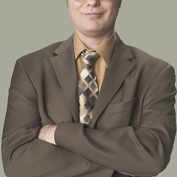 Dwight K. Schrute by mhv23