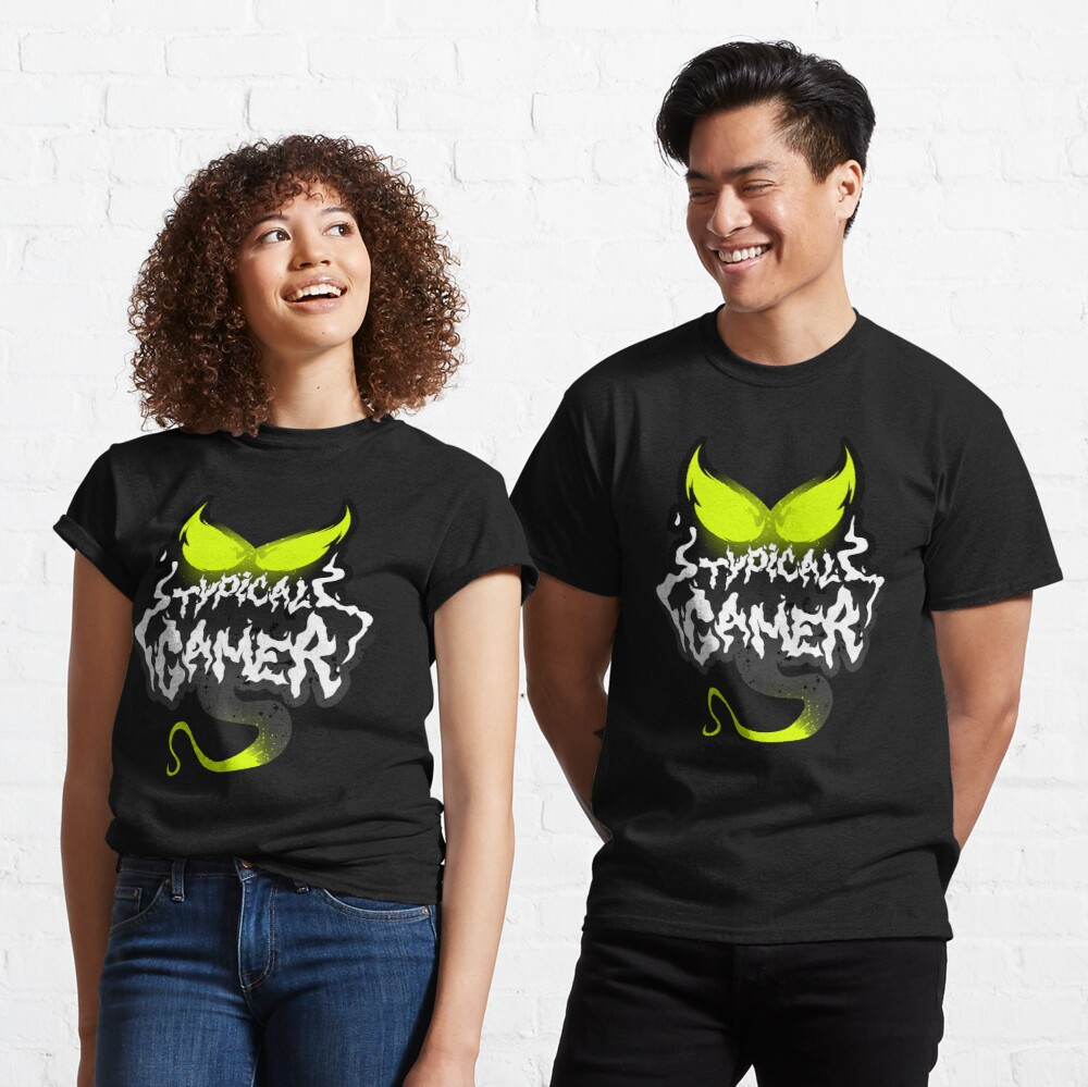 Typical Gamer - toxic Classic T-Shirt