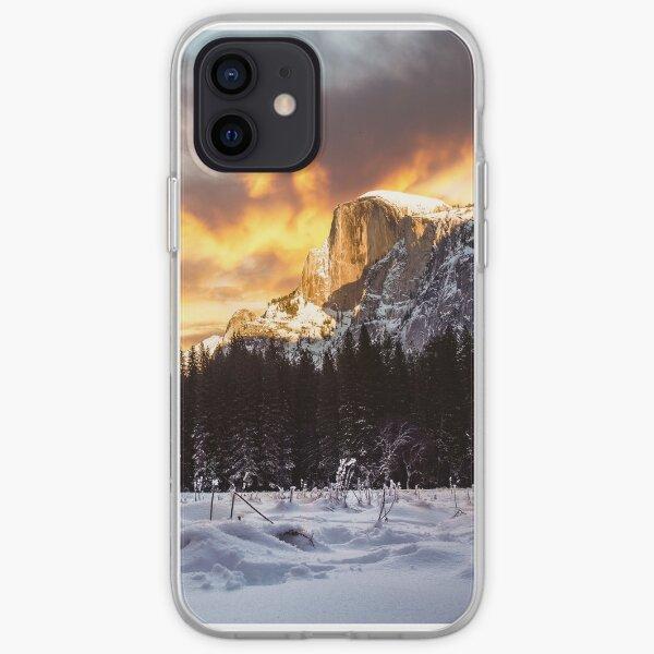 Yosemite Valley in Winter iPhone Soft Case