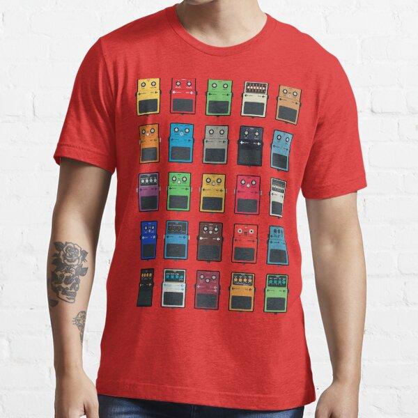 Guitar Pedals Essential T-Shirt