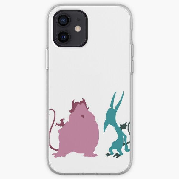 Pain and Panic iPhone Soft Case