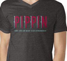 Pippin Extraordinary Mens V-Neck T-Shirt