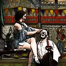 The Lovers - from Tarot of the Zirkus Mägi by DuckSoupDotMe